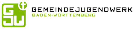 Logo des Gemeindejugendwerks Baden-Württember